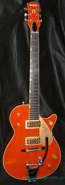 ~SOLD~Gretsch Japan `05 Model 6121 Nashville